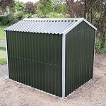 CC12-green-metal-shed-for-bowling-green