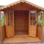 taunton summerhouses for sale