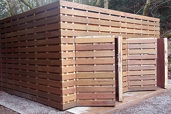 Bespoke Wooden Garage Manufacturer In Uk Custom Timber