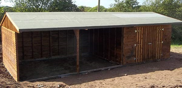 Field Shelters For Animals In Uk Amp Ireland Mobile Field