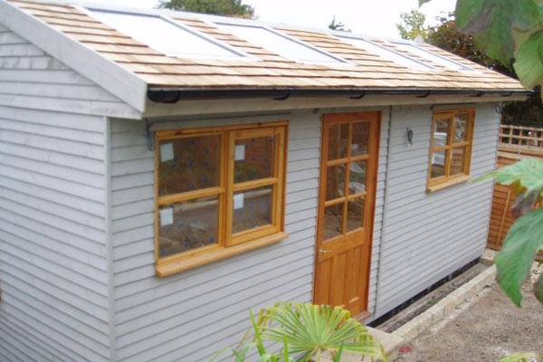 Garden Office Surrey Garden Rooms