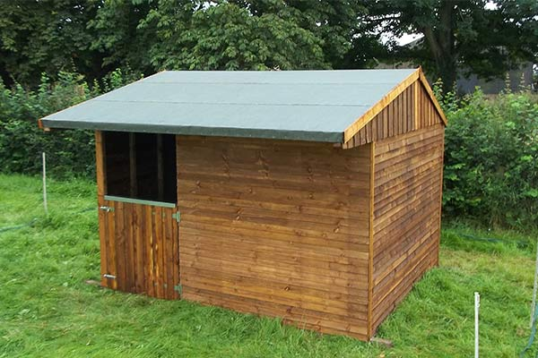 Second Hand Timber Buildings Sale