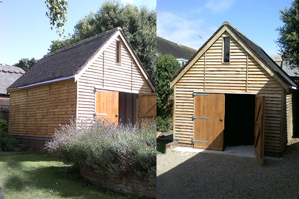 Oak Garage Building