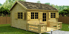 Custom Wooden Buildings