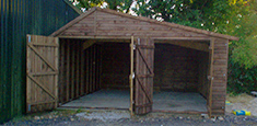 Double Garages Somerset