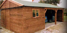 Timber Carport Barnstaple