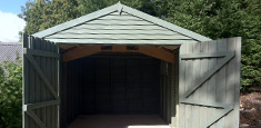 Double Garages Sheffield