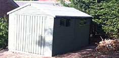 Wooden Garages worcester