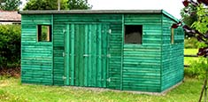 Wooden Shed Wincanton
