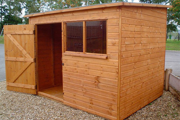 Ex display sheds