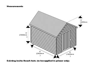 Timber Beach Huts