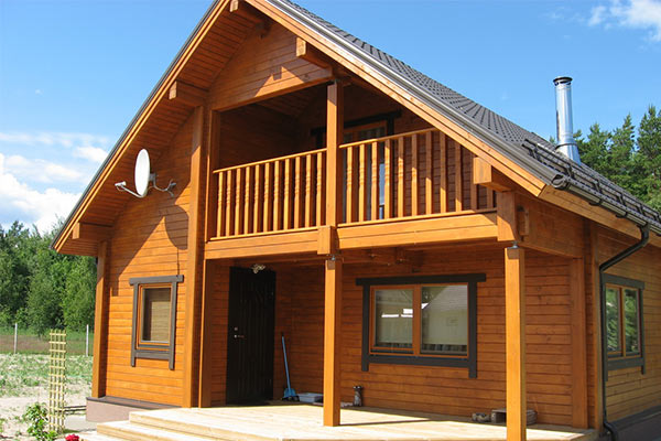 Timber Houses Timber Frame Houses Uk