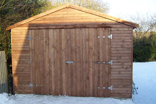 Timber Garages UK