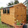 bespoke timber sheds